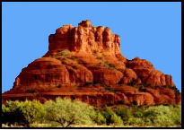 Bell Rock Sedona, Arizona
